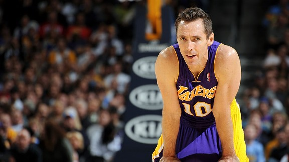Steve Nash_Lakers
