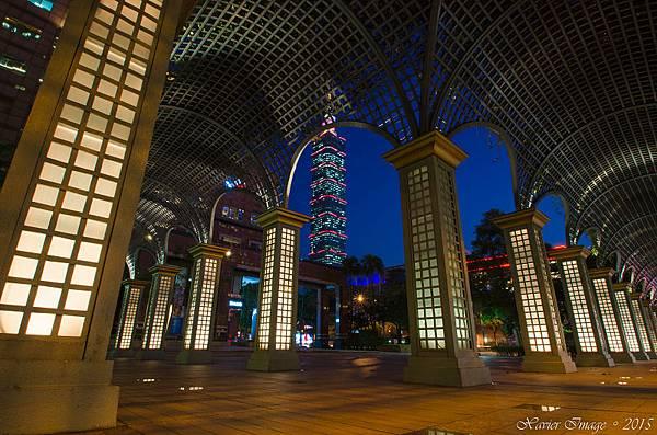 封面_信義區_國泰金融中心_台北101夜景