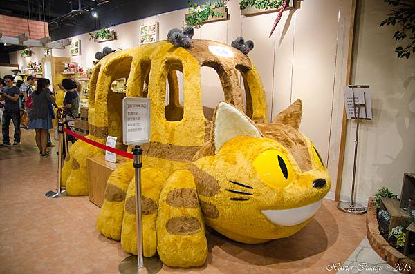 吉卜力專賣店_龍貓公車 2