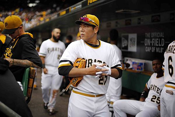 Jung-ho Kang_Pirates 4