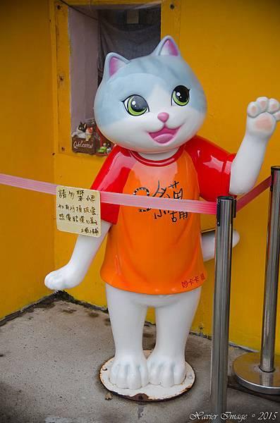 猴硐貓村_三貓小鋪 2