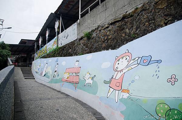 猴硐貓村_貓走廊 2