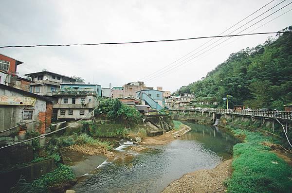 平溪站景觀