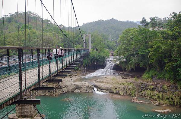 觀瀑吊橋 3