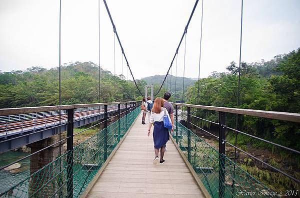 觀瀑吊橋 2