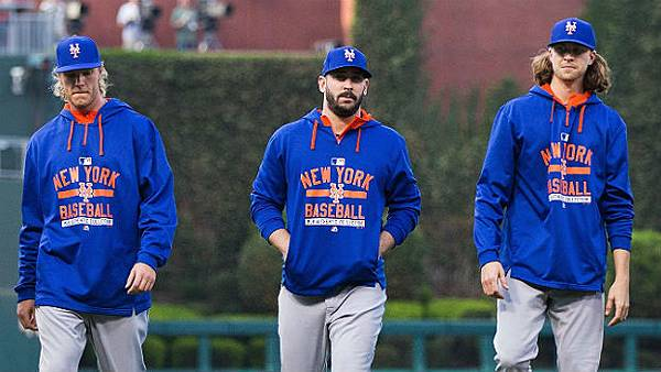 noah syndergaard_matt harvey_jacob degrom