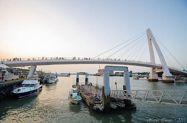 淡水漁人碼頭情人橋 5
