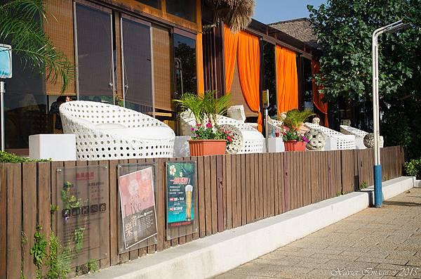 淡水榕堤水灣餐廳