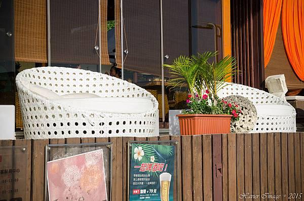 淡水榕堤水灣餐廳 2