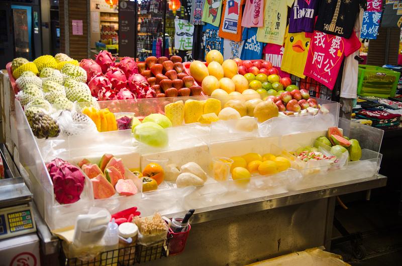 士林夜市士林市場水果