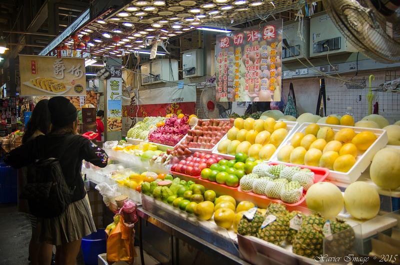 士林夜市士林市場水果 2