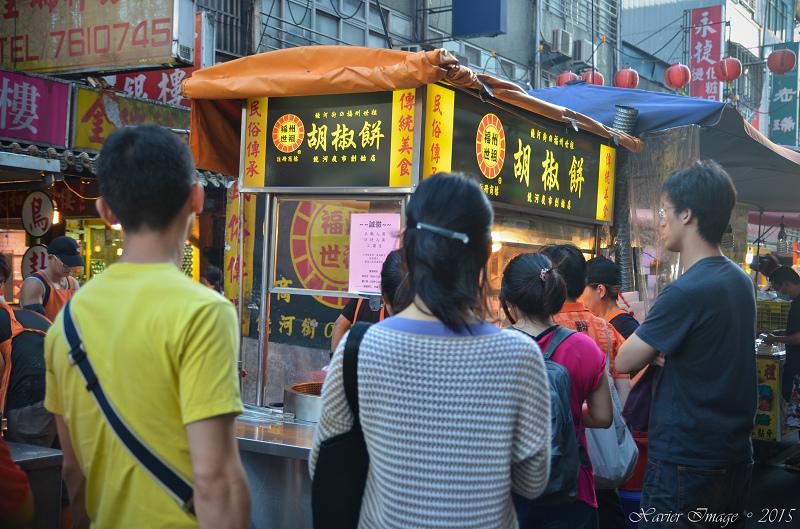 饒河夜市福州世祖胡椒餅 2
