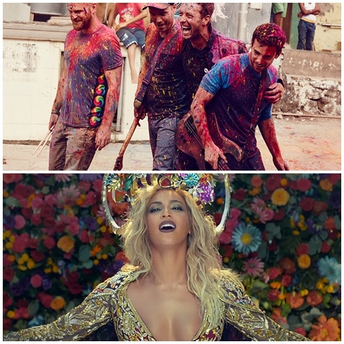 Coldplay feat. Beyonce _Hymn for the Weekend
