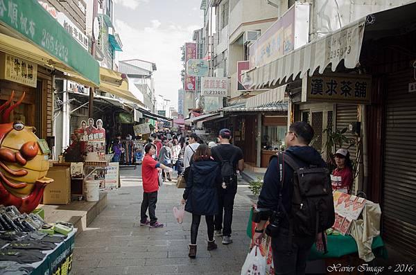 安平延平老街 2
