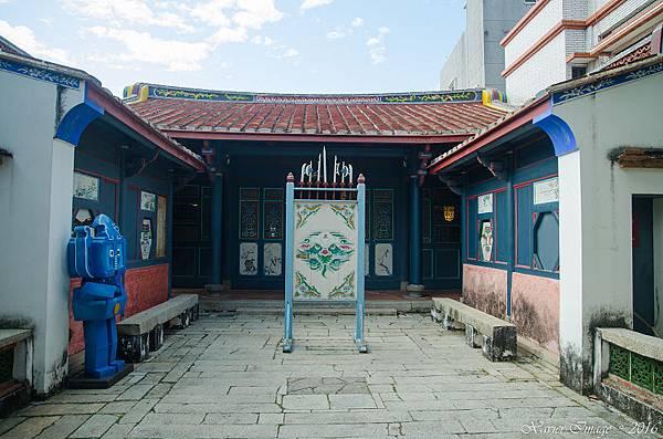安平海山館 4