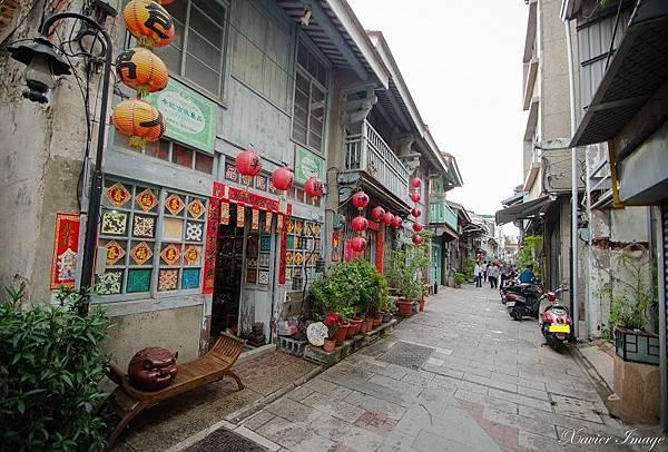 台南神農街 3
