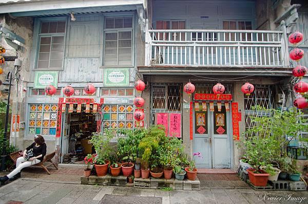 台南神農街 2