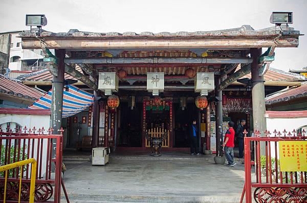 台南風神廟