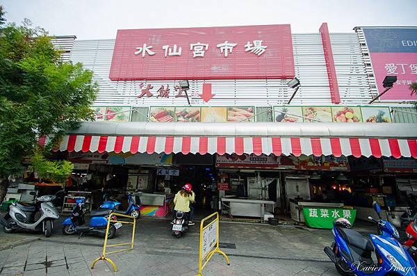 台南神農街_水仙宮市場
