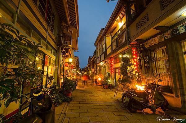 台南神農街夜晚 2