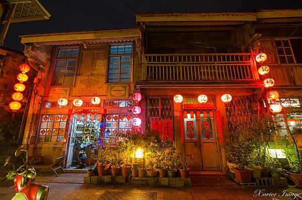 台南神農街夜晚 5
