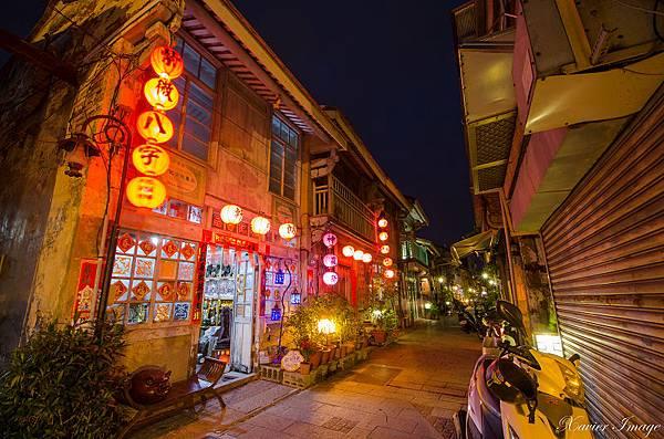台南神農街夜晚 4