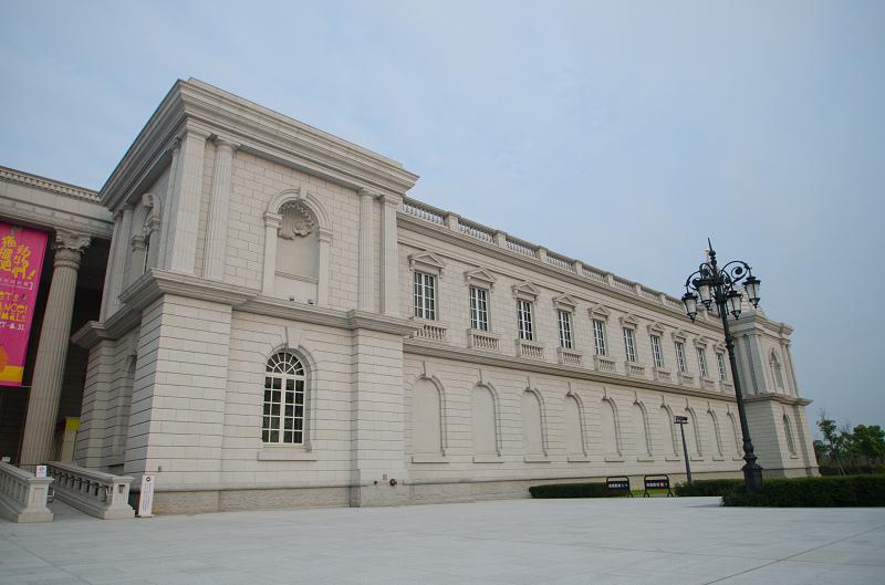 台南奇美博物館 3