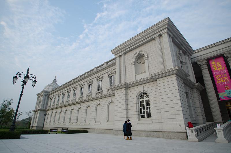 台南奇美博物館 4