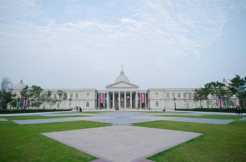 台南奇美博物館 5