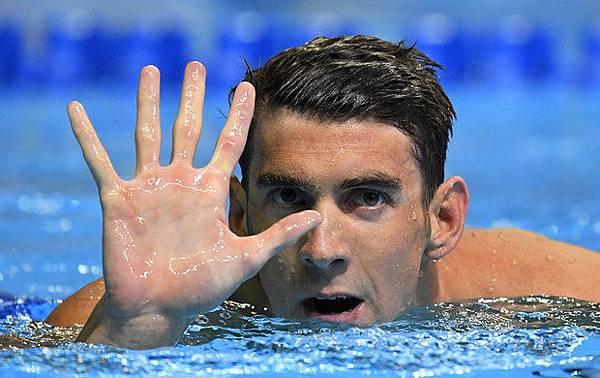 Michael Phelps_2016 Rios
