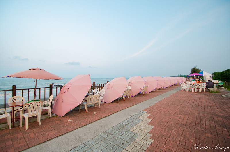 台南黃金海岸咖啡座 2