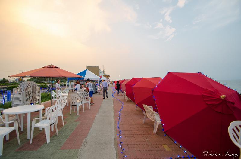 台南黃金海岸咖啡座 3