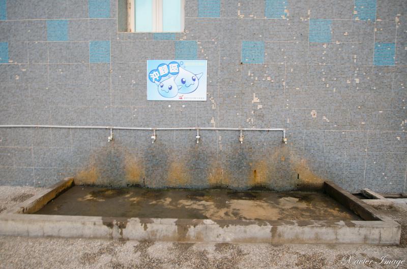 台南黃金海岸洗腳區