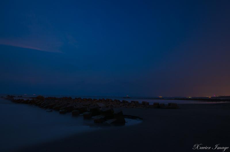 台南黃金海岸 7