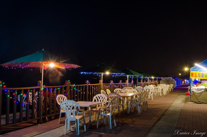 台南黃金海岸咖啡座 6