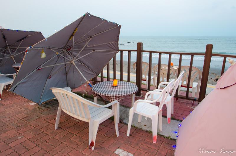 台南黃金海岸咖啡座