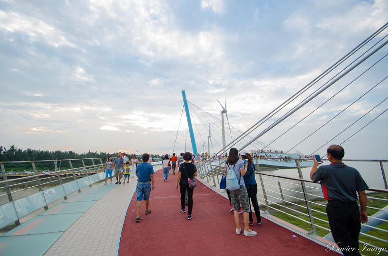高美濕地景觀橋 4