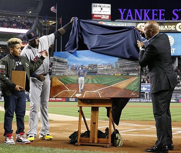 David Ortiz_ Yankees