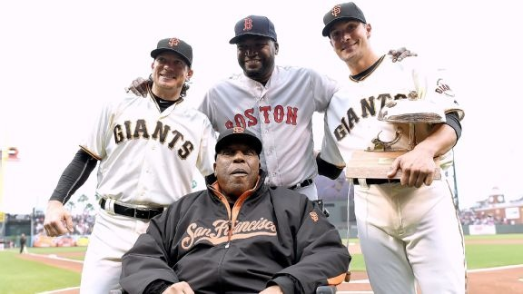 David Ortiz_  Giants