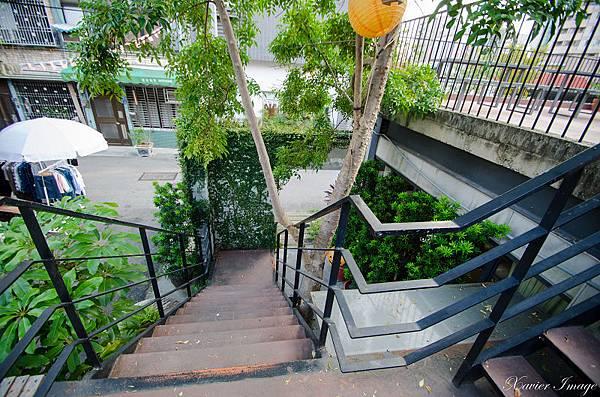 范特喜綠光計畫_中興一巷_樓梯 2