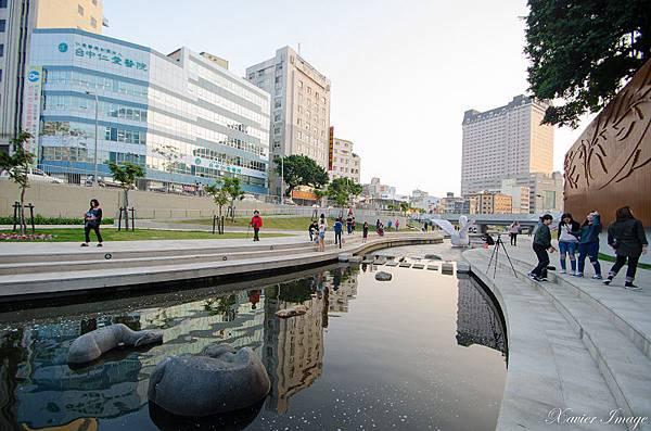 台中柳川藍帶水岸 8