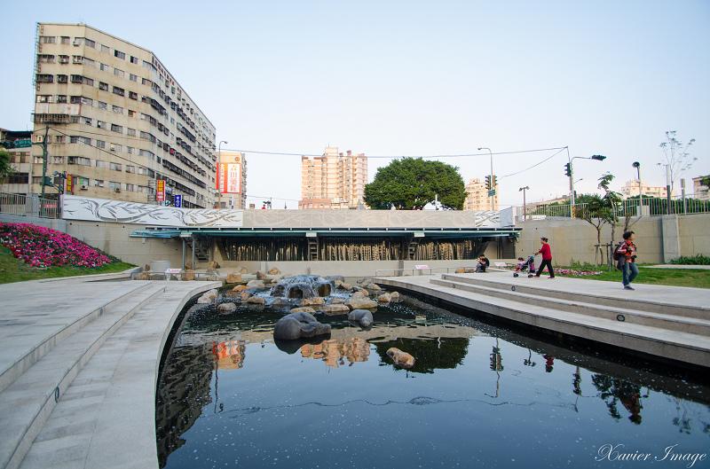 台中柳川藍帶水岸 6