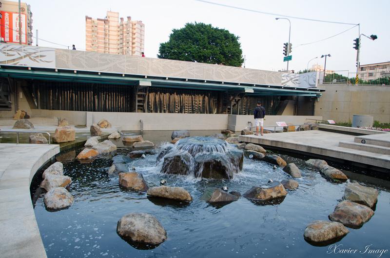 台中柳川藍帶水岸 7