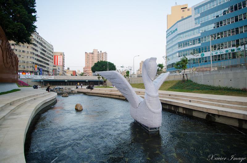 台中柳川藍帶水岸 9