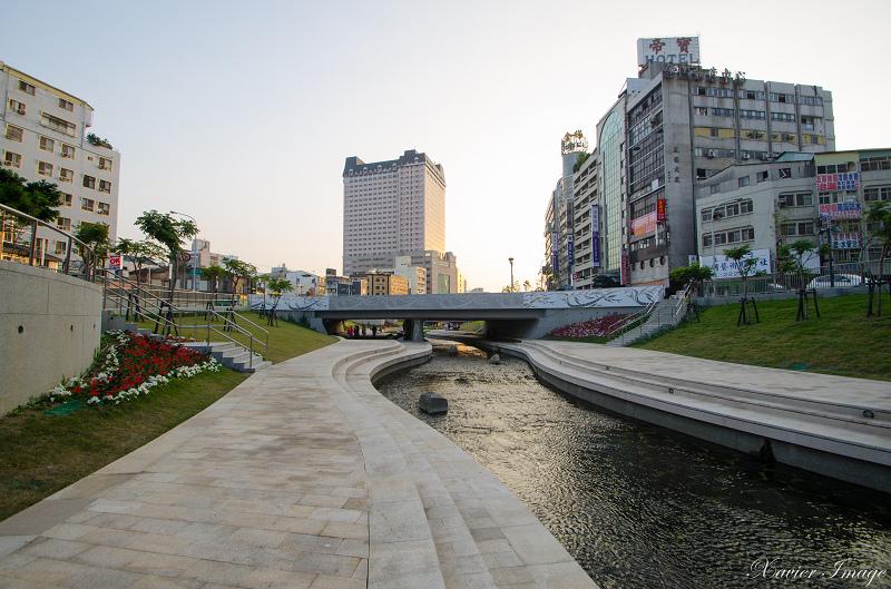 台中柳川藍帶水岸 15