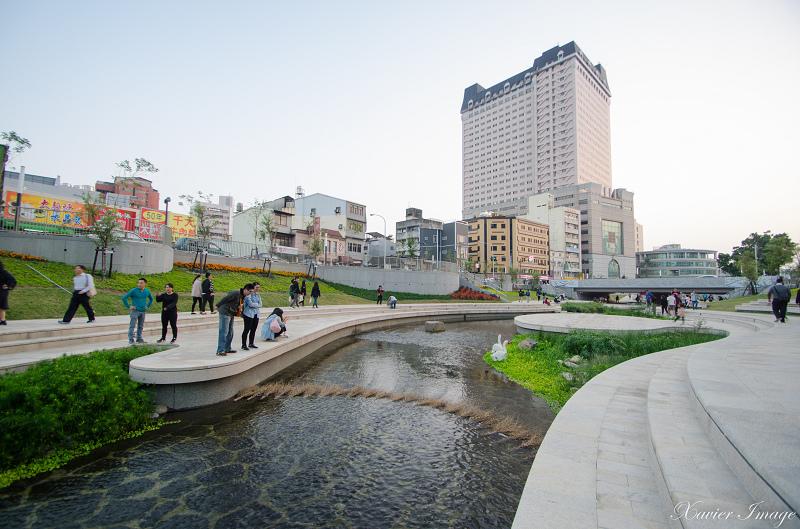 台中柳川藍帶水岸 10