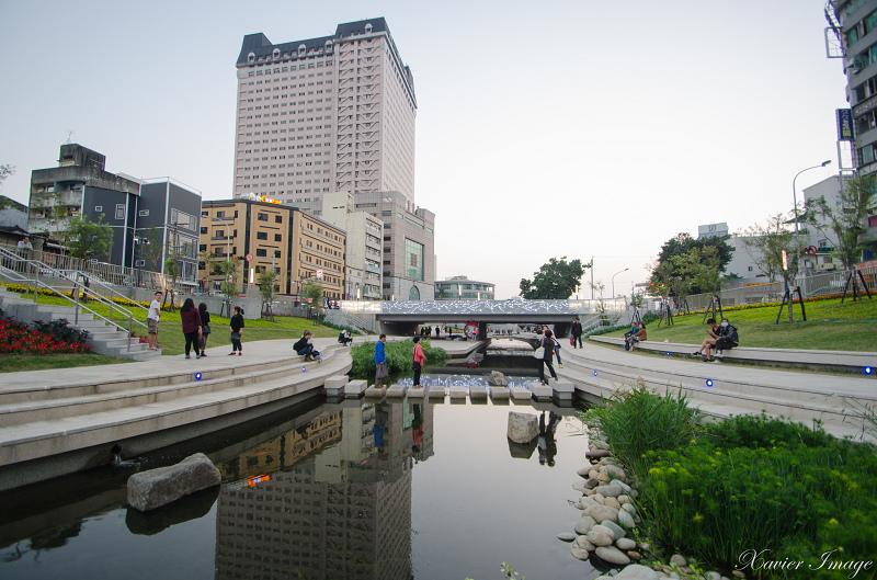 台中柳川藍帶水岸 12