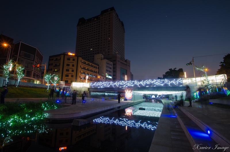 台中柳川藍帶水岸 14