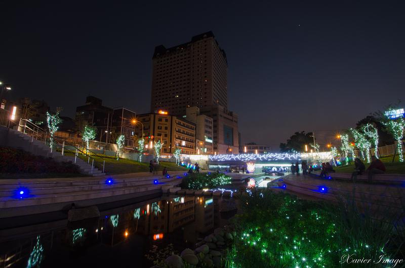 台中柳川藍帶水岸 4