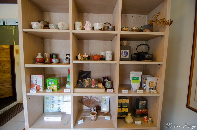 初綠和風定食抹茶專賣店